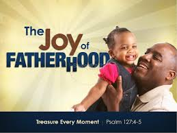 joy of fatherhood sermon powerpoint template fathers day powerpoint