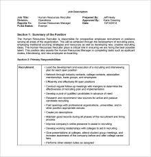 Human Resources Job Description Resume Hr Coordinator Job Description Job Description Hr Resume