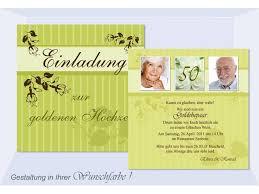 einladungskarten goldene hochzeit mit foto einladungen goldene silberne hochzeit einladungskarten