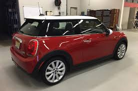 2014 mini cooper do big wheels ruin the mini