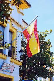 The Spain Flag Wellness In South West Germany U2013 Popcorn Pyjamas