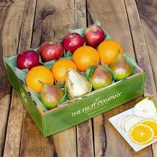 gourmet fruit baskets mixed fruit medley gift box the fruit company