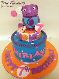 Home Cake Decorating Supply Home Dreamworks Animation The Little Boov Named Oh And His Cat