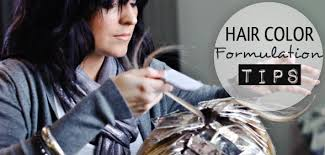 hair color formula 10 tips for formulating the hair color of your client s dreams