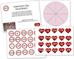 prek free valentine u0027s sight word game and other activities