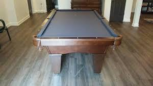 khaki pool table felt 8 heritage mustang pool table chesapeake billiards