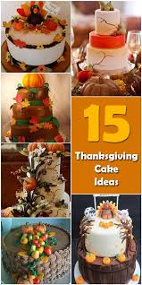Thanksgiving Cake Decorating Ideas 15 Nifty Thanksgiving Cake Ideas Holiday Vault