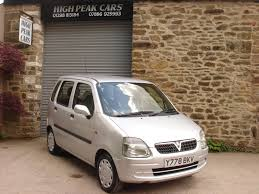 used vauxhall agila cars for sale in sheffield south yorkshire