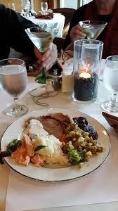 thanksgiving buffet 2014 prime rib turkey cranberries dressing