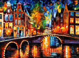 the most famous paintings most famous paintings ever leonid afremov one of the most