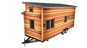 Tiny House On Wheels Floor Plans by The Cider Box Modern Tiny House Plans For Your Home On Wheels