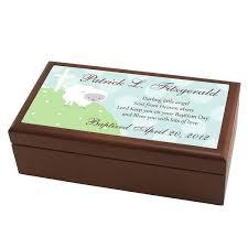 baptism jewelry box baptism jewelry box personalized baptism keepsake box