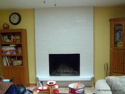 architecture fireplace faux brick panels decoration ideas for