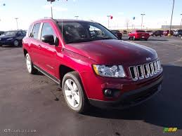 red jeep compass deep cherry red crystal pearl 2012 jeep compass sport exterior