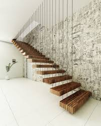 Modern Staircase Design Stair Design Staircase Contemporary With Indoor Plants Minimal