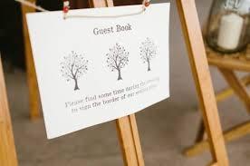 wedding sign in book ideas 10 wedding guest book ideas weddbook