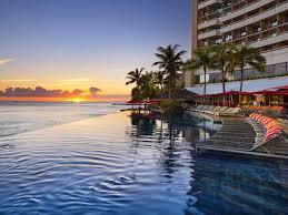 pool and beach experience sheraton waikiki hotel