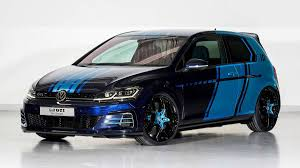 volkswagen gti custom the gti first decade is vw u0027s 400 plus hp hybrid hatch autoweek