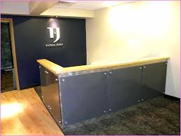 Front Desk Reception Luxury Front Desk Receptionist Office Reception Desk
