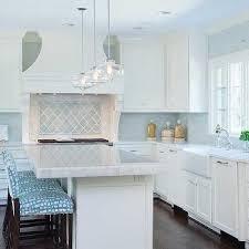 pictures of backsplash in kitchens turquoise arabesque tile backsplash transitional kitchen kitchen