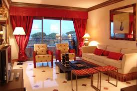 glamorous red curtains for living room ideas u2013 modern curtains