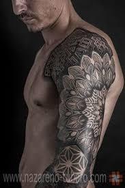 flower of life apparel limited edition tattoo tattoo half