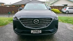 lexus suv auckland review 2016 mazda cx 9 suv nz techblog