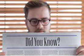 155 interesting and facts that you should