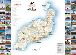 La Airport Map Lanzarote Map ų9rik Pinterest Canary Islands And Spain