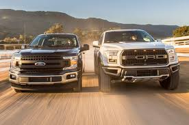 ford f 150 is the 2018 motor trend truck of the year