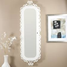 Oxford Jewelry Armoire Cheval Mirror Jewelry Armoire