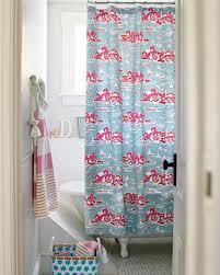 skylake toile shower curtain u2013 aquaskylake toile shower curtain