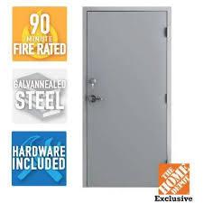 Commercial Exterior Steel Doors Commercial Doors Exterior Doors The Home Depot