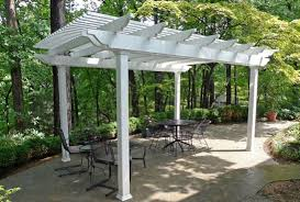 Attached Pergola Kits by Plain Design Covered Pergola Kits Best Pergola Depot Quality