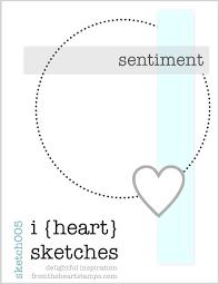 i heart sketches no 5