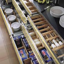 kitchen drawer storage ideas organize your kitchen with these 20 awesome kitchen storage