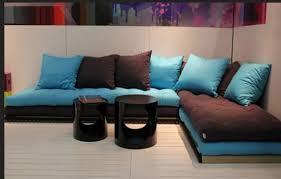 transformer lit en canapé déco chambre enfants diviser la chambre en deux mamans et
