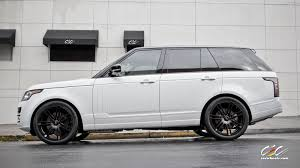 land rover white 2016 2013 fuji white range rover undergoes the cec treatment