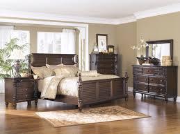 Ashley Furniture King Bedroom Sets Ashley Timbol Panel Bed King
