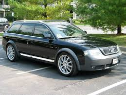 2003 audi allroad quattro information and photos zombiedrive