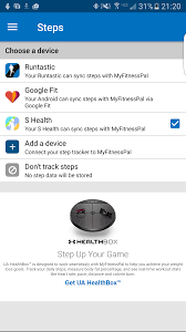 can you manually add steps to fitbit how to sync samsung s health shealth to mfp myfitnesspal