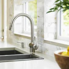 how to clean kitchen faucet how to clean hard water deposits plumbing