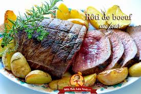 cuisiner un roti de boeuf au four recette du rôti de boeuf au four petits plats entre amis