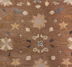 flooring cheap lowes rugs in brown with floral motif for floor