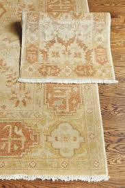 ballard designs kitchen rugs our love for oushak rugs how to decorate