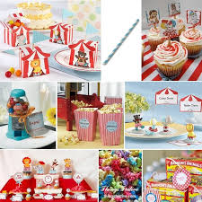 circus baby shower vintage circus baby shower things festive weddings events