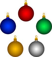 tree ornaments free clip free clip