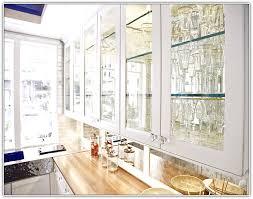 Glass Door Kitchen Wall Cabinet Glass Door Kitchen Wall Cabinets Home Design Ideas