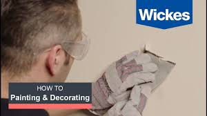 remove wallpaper with wickes youtube