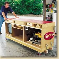 Diy Workbench Free Plans Diy Workbench Workbench Plans And Spaces by Best 25 Rolling Workbench Ideas On Pinterest Woodworking Diy